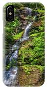 Cathedral Falls 2 - Paint IPhone Case