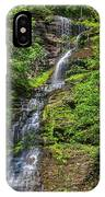 Cathedral Falls 2 IPhone Case