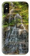 Cathedral Falls 3 IPhone Case