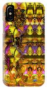 Cathedral Of The Mind No 57 IPhone Case
