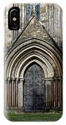 Cathedral Side Door IPhone Case