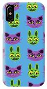 Cats And Rabbits IPhone Case