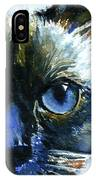 Cats Eyes 13 IPhone Case