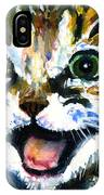 Cats Eyes 15 IPhone Case