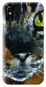 Cats Eyes 16 IPhone Case