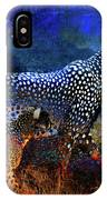 Cats On The Prowl IPhone Case