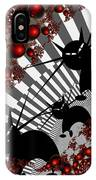 Cats On The Quiet IPhone Case