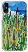 Cattails IPhone X / XS Case