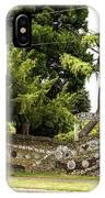 Causland Memorial Park In Anacortes IPhone Case