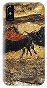 Cave Art: Bison IPhone Case