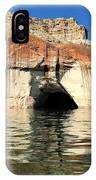 Cave Opening At Lake Powell IPhone Case