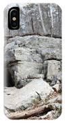 Caves At Lake Guntersville IPhone Case