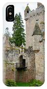 Cawdor Castle IPhone Case