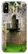 Cawdor Castle Drawbridge IPhone Case