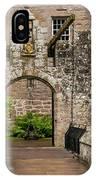 Cawdor Castle Entrance IPhone Case