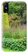 Cawdor Castle Garden IPhone Case