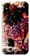 Cayenne Floral IPhone Case