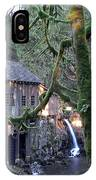 Cedar Creek Grist Mill IPhone Case