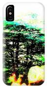 Cedars Of Lebanon  IPhone Case