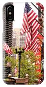 Celebrating Independence IPhone Case