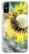 Celebration Of Nature IPhone Case