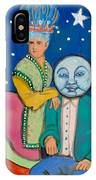Celestial Couple IPhone Case