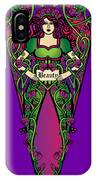 Celtic Forest Fairy - Beauty IPhone Case