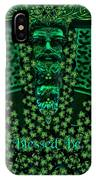 Celtic Green Man IPhone X Case