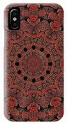 Celtic Key Tile  IPhone Case