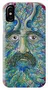 Celtic Man IPhone Case