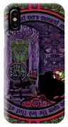 Celtic Sleeping Beauty Part II The Wound IPhone X Case
