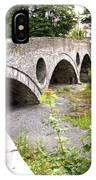 Cenarth Bridge IPhone Case