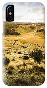 Central Highlands Of Tasmania IPhone Case