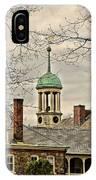 Central Moravian Church - Bethlehem IPhone Case