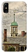 Central Moravian Church - Bethlehem IPhone Case