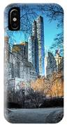 Central View IPhone Case