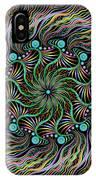 Centrifugal Flair IPhone Case