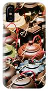 Ceramic Teapots IPhone Case