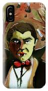 Cereal Killers - Count Chocula IPhone Case