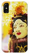Ceremonial Mask IPhone Case