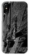 Cesena In Black And White IPhone Case