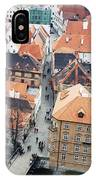 Ceske Krumlov 1 IPhone Case