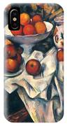 Cezanne: Still Life, C1899 IPhone Case
