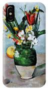 Cezanne: Tulips, 1890-92 IPhone Case