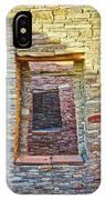 Chaco Canyon Windows IPhone Case