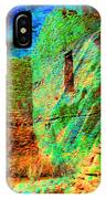 Chaco Culture Abstract IPhone Case