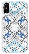 Chain Of Clouds Pattern IPhone Case