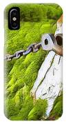 Chain Reaction IPhone Case