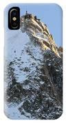 Chamonix - Aiguille Du Midi IPhone Case