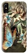 Champagne Roses IPhone Case
